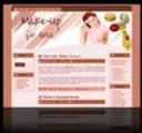 Thumbnail Makeup Wordpress Theme