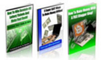 Thumbnail PLR Pack - 3 Reports