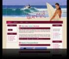 Thumbnail Surfing WordPress Theme