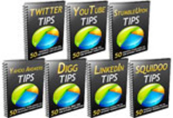Pay for 350 Social Media Tips