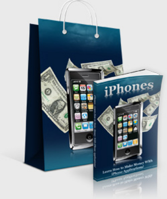 Pay for Discover How To Make Money With iPhone Applications + PLR!