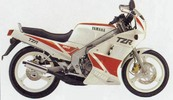 Thumbnail Yamaha TZR250 Motorcycle Workshop Service Repair Manual 1987 (121MB, Searchable, Printable, Bookmarked, iPad-ready PDF)
