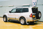 Thumbnail Mitsubishi Pajero-Montero Service Repair Manual 1991-2002
