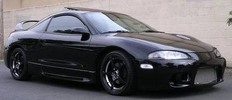 Thumbnail 1996-1998 Mitsubishi Eclipse Workshop Repair Service Manual