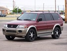 Thumbnail 1999-2002 Mitsubishi Pajero Sport (Montero Sport) Workshop Repair Service Manual