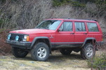 Thumbnail 1993 Jeep Cherokee XJ Workshop Repair Service Manual