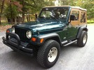 Thumbnail 1998 Jeep Wrangler TJ Workshop Repair Service Manual BEST DOAD