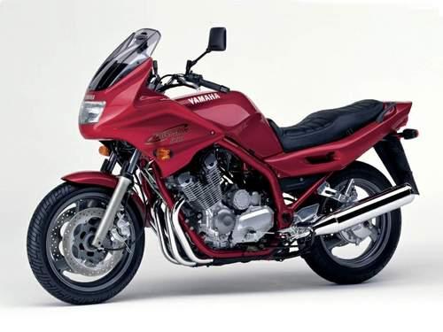 yamaha xj600s  xj600n motorcycle service repair manual
