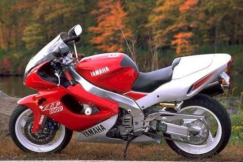 pay for yamaha yzf1000rj, yzf1000rjc thunderace 1000 motorcycle workshop  service repair manual 1996-1997