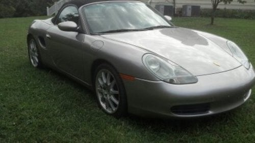 2001 Porsche Boxster Owners Manual