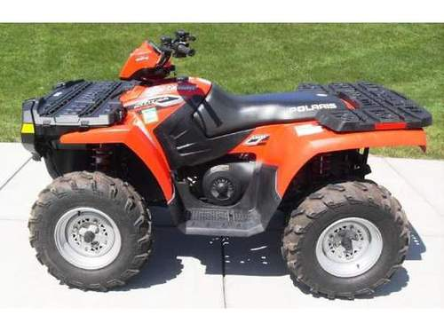 Pay for Polaris Sportsman 500 EFI, Sportsman X2 500 EFI, Sportsman 450 EFI, Sportsman X2 500 EFI Quadricycle ATV Workshop Service Repair Manual 2007 (394 Pages, Searchable, Printable, Bookmarked, iPad-rea