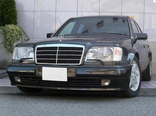 Mercedes benz typ 124 limousine t limousine coupe cabriolet e 2