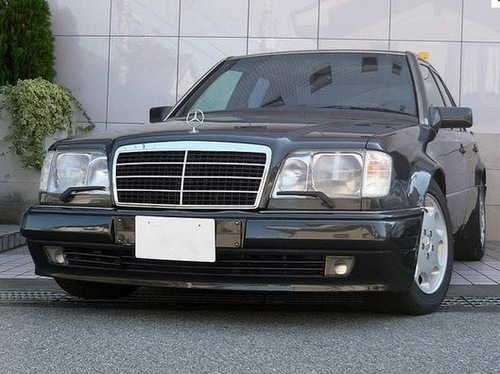 Mercedes benz typ 124 limousine t limousine coupe for Mercedes benz f service