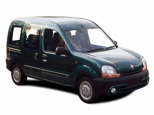 Pay for 1997-2007 Renault Kangoo I Workshop Repair Service Manual