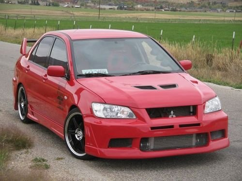mitsubishi lancer evolution 8 2003 factory service repair manual
