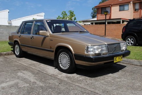 VOLVO 1982-1992 700 SERIES 740/760/780 WORKSHOP REPAIR ...
