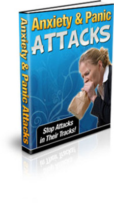 Pay for Panic and Anxiety Attacks - Stop Attacks in Their Tracks!