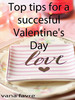 Thumbnail Top Tips for a Successful Valentine Day