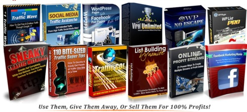 Pay for Masiive Traffic Mega Pack ($140 Value) MRR Included