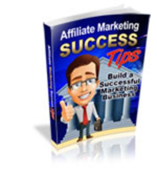 Pay for Affiliate Marketing Success Secrets