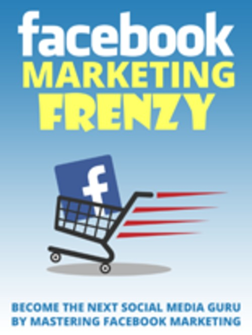 Pay for Facebook Marketing Frenzy