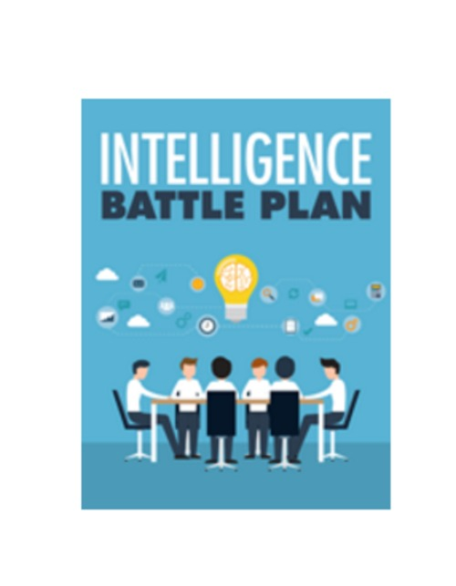 Pay for Intelligence Battle Plan