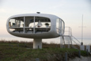 Thumbnail Lifeguard tower in Binz