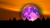 Thumbnail Huge Moon