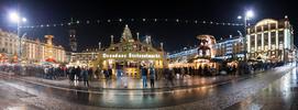 Thumbnail Christmas market in Dresden,  Striezelmarkt