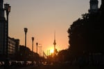 Thumbnail sunset in Berlin