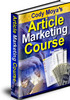 Thumbnail Article Marketing Course with MRR