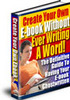 Thumbnail Create your Own eBook Without Ever Writing a Word
