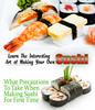 Thumbnail Sushi at Home