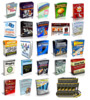 Thumbnail Amazing Blogging Package of 24 PLR and MRR Blogging Products