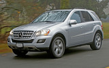 Thumbnail 1997-2005 Mercedes-Benz ML320, ML350, ML500 Workshop Repair Service Manual