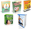Thumbnail 5 Common Package in Healthy Niche with MRR license