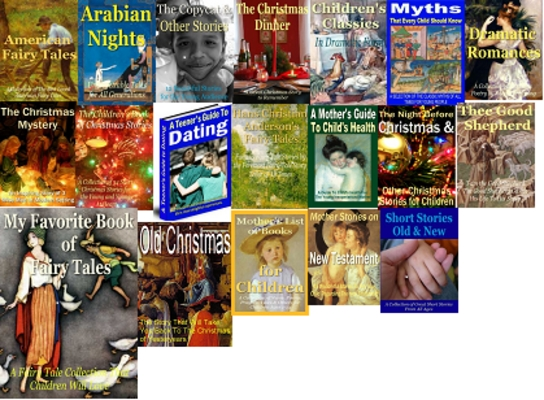 Pay for 18 Ebooks For Christian Children with PLR Rights