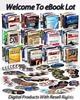 Thumbnail 200,000+ ebooks plus resale rights