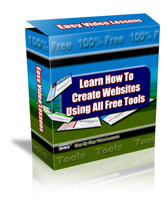 Pay for Create Your Own Websites Using All Free Tools Video Tutorial