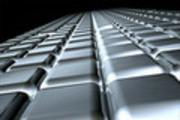 Thumbnail VIDEO-FUEL.COM - 0072 - Cubic Metal Silver Floor