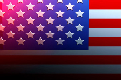 Thumbnail VIDEO-FUEL.COM - 0275 HD - 3D U.S. Flag