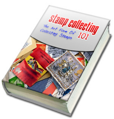 Pay for All About Stamp Collecting! PLR