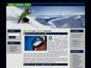 Thumbnail Skiing   WP Theme with MRR
