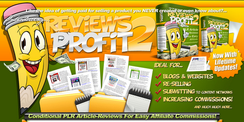Pay for Reviews 2 Profit with 2 Bonus and mrr