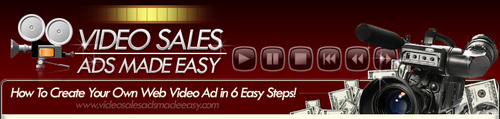 Pay for Video Sales Ads Made Easy with bonus 25 music tracks and mrr