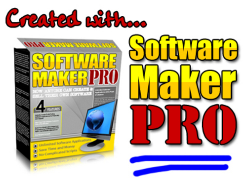 Pay for Software Maker Pro with 5 bonuses and plr