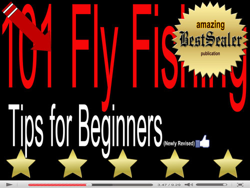 Pay for SOLVED - 101 Fly Fishing Tips For Beginners - Newly Revised