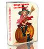 Thumbnail Vintage Halloween Card Images 1,700