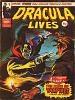 Thumbnail UK COMICS DRACULA LIVES COLLECTION OF 1970s HORROR