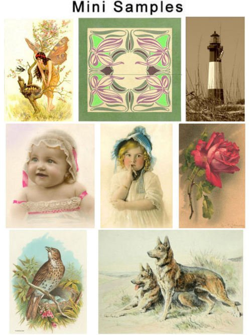 Pay for Vintage Images Photos over 70 Images